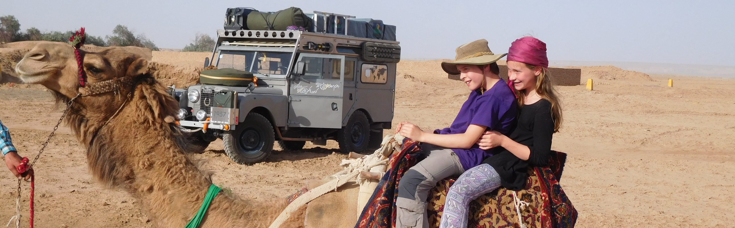 Retro Road Trip, Adventures in a Series 1 Land Rover